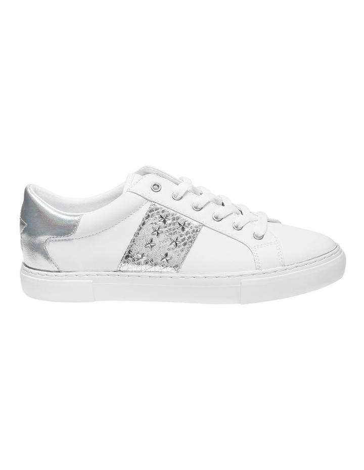 Gamer7 White/Silver Sneaker image 1
