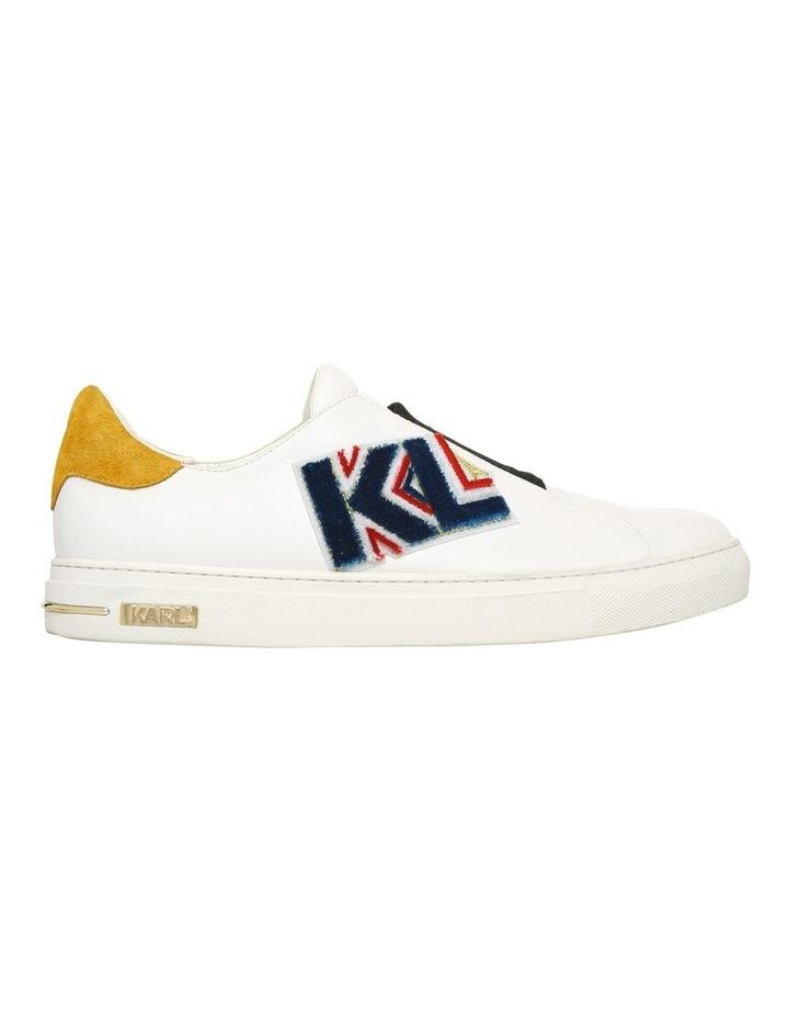 KL390724 Calix White/Mustard Sneaker image 1