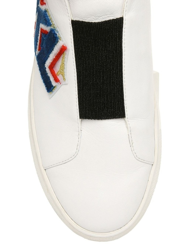 KL390724 Calix White/Mustard Sneaker image 3