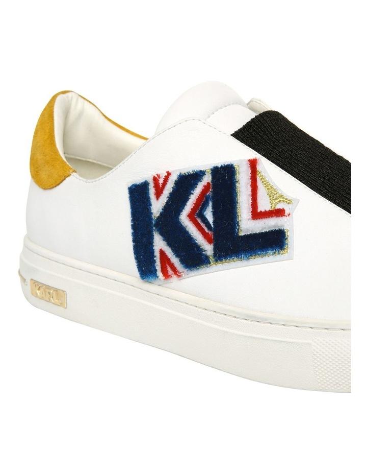 KL390724 Calix White/Mustard Sneaker image 4