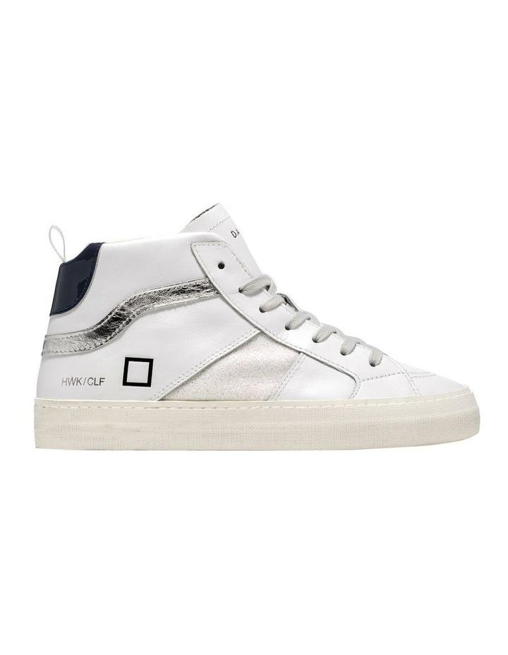 Hawk White/Blue Sneaker image 1