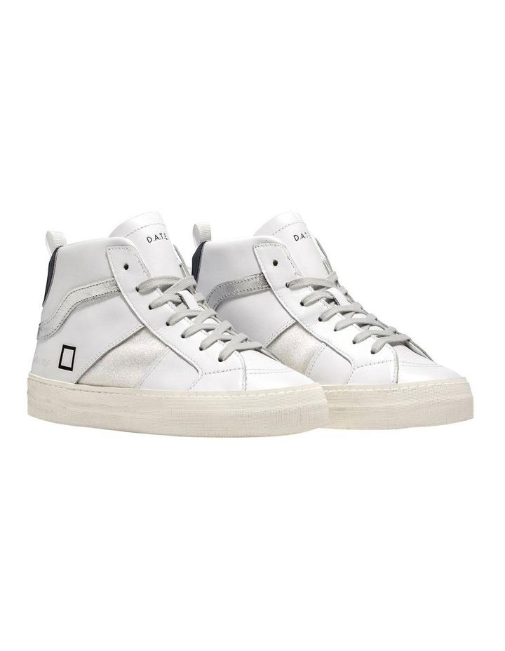 Hawk White/Blue Sneaker image 2