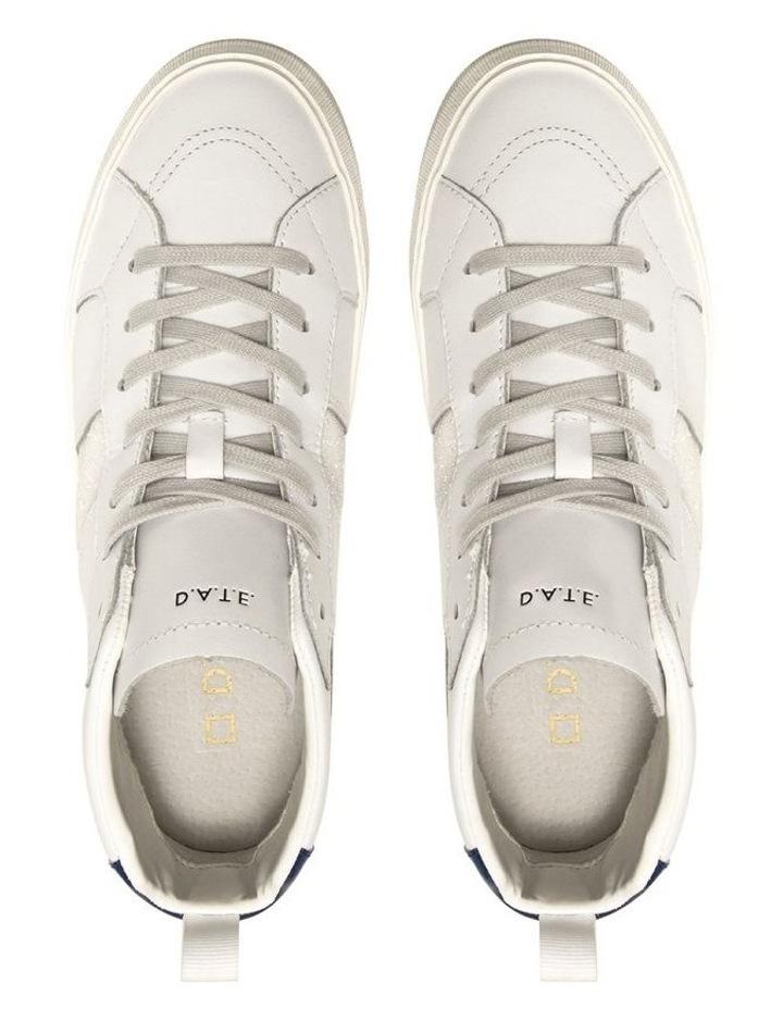 Hawk White/Blue Sneaker image 3