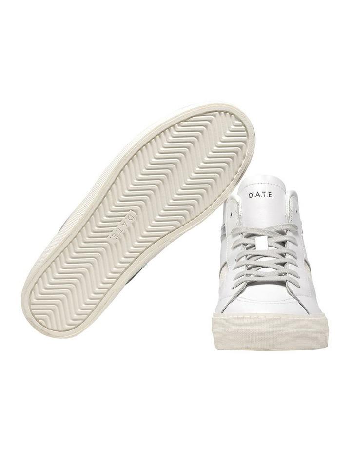 Hawk White/Blue Sneaker image 6