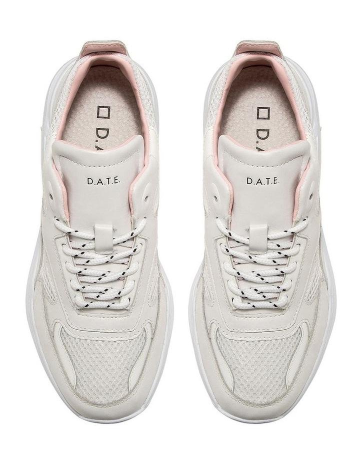 Fuga White Sneaker image 3