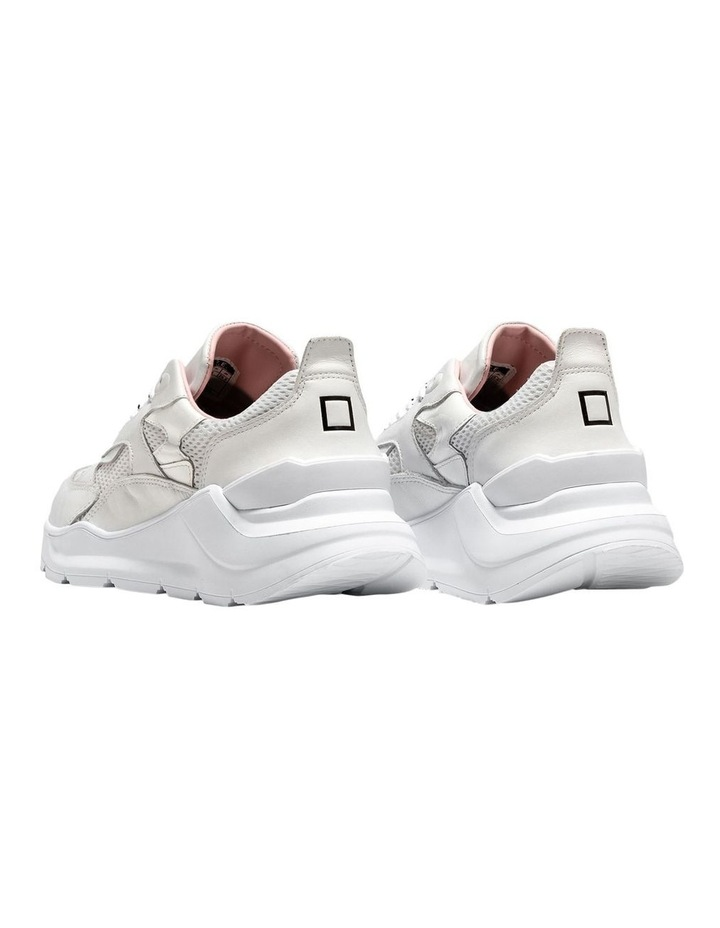 Fuga White Sneaker image 4