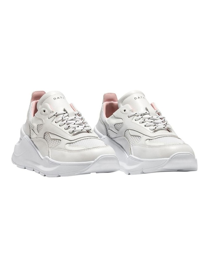 Fuga White Sneaker image 5