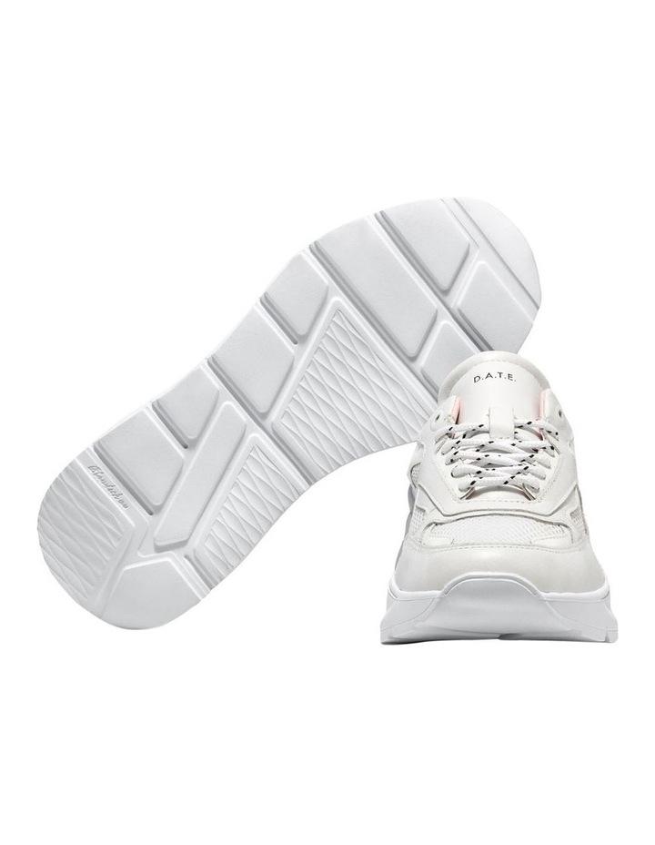 Fuga White Sneaker image 6