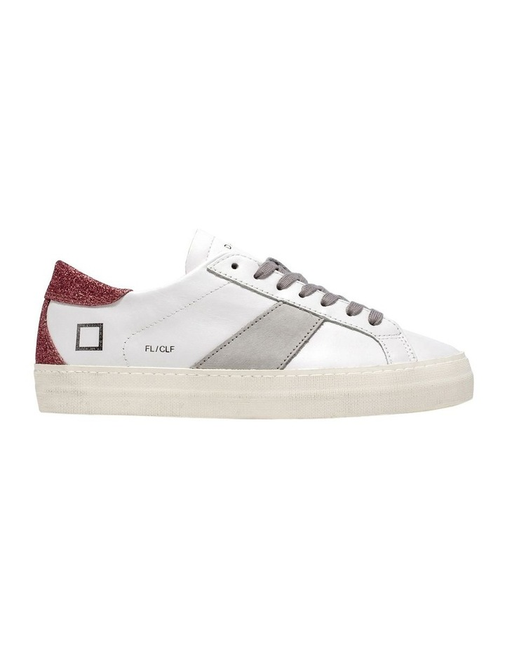 Flair White/Pink Sneaker image 1