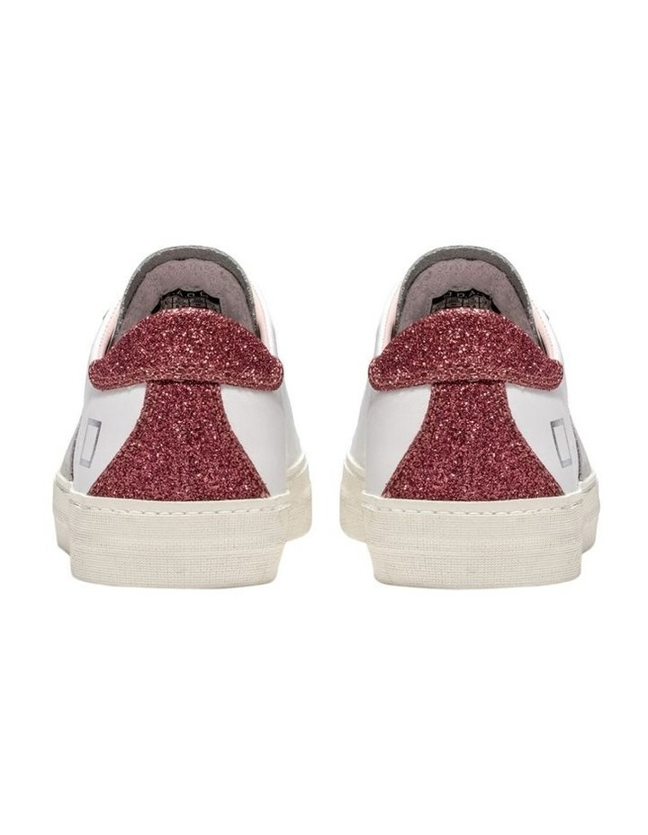 Flair White/Pink Sneaker image 2