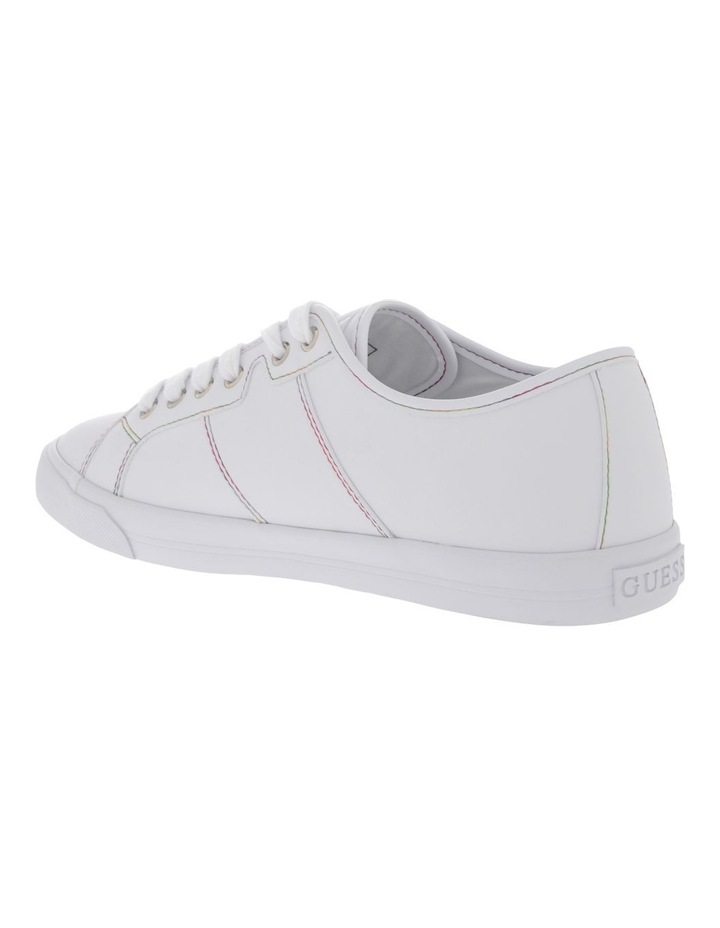 Pacing3-R White/Rainbow Sneaker image 2