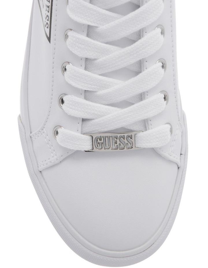 Caught White Sneaker image 3