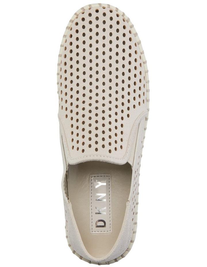 Deedee K4956629 Linen Laser Cut Sneaker image 3