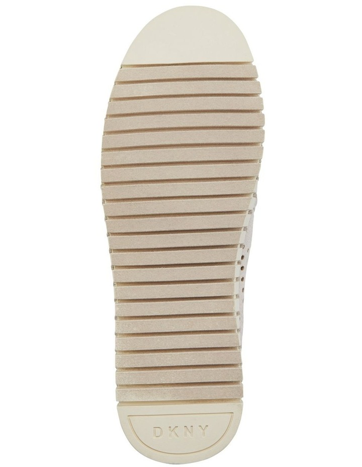 Deedee K4956629 Linen Laser Cut Sneaker image 5