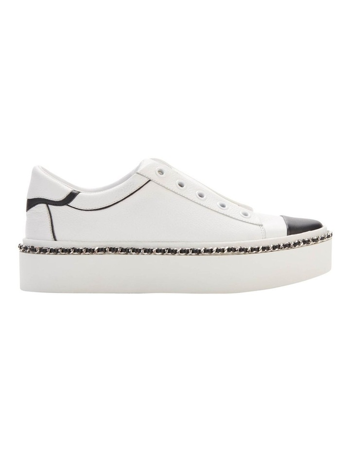 KL103595 Axelle Bright White/Black Sneaker image 2