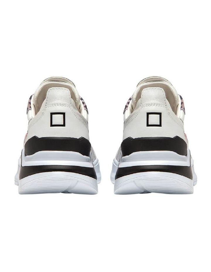 Fuga Satin Leopard Wh-Pink Sneaker image 2