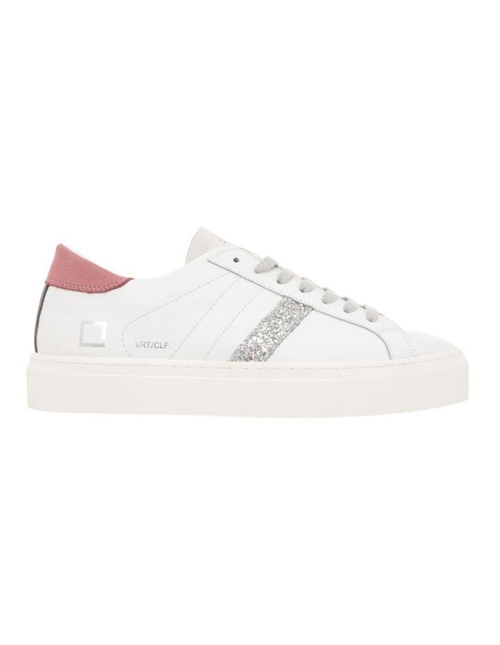 Vertigo Calf Wh-Pink Sneaker image 1