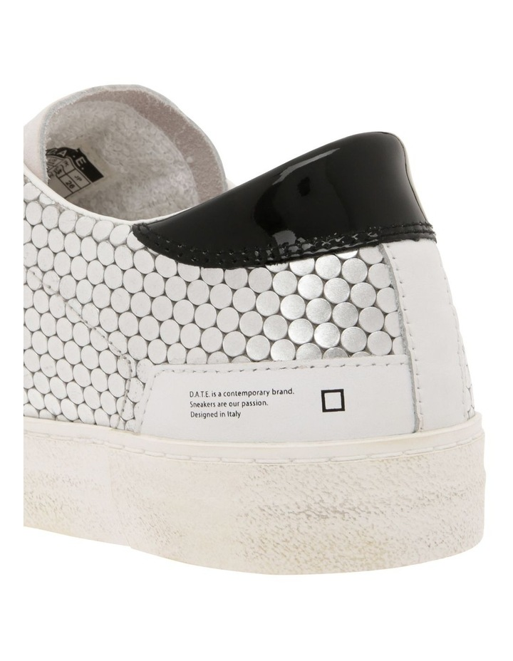 Hill Low Pong Silver Sneaker image 4
