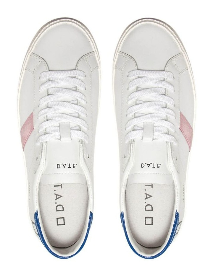 Hill Low Vintage Calf Wh-Sky Sneaker image 3