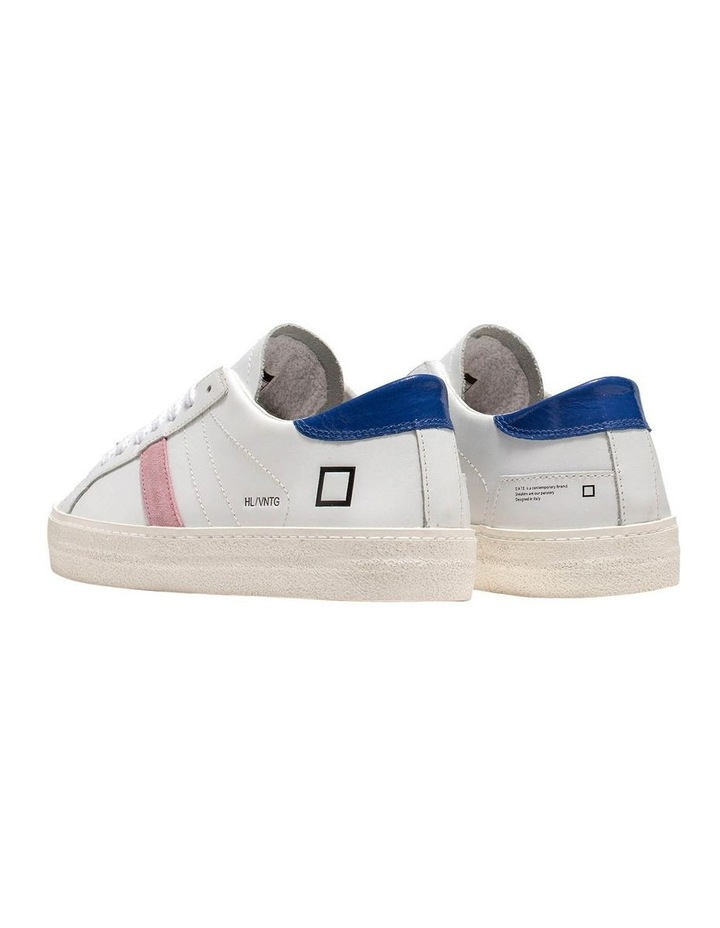 Hill Low Vintage Calf Wh-Sky Sneaker image 4