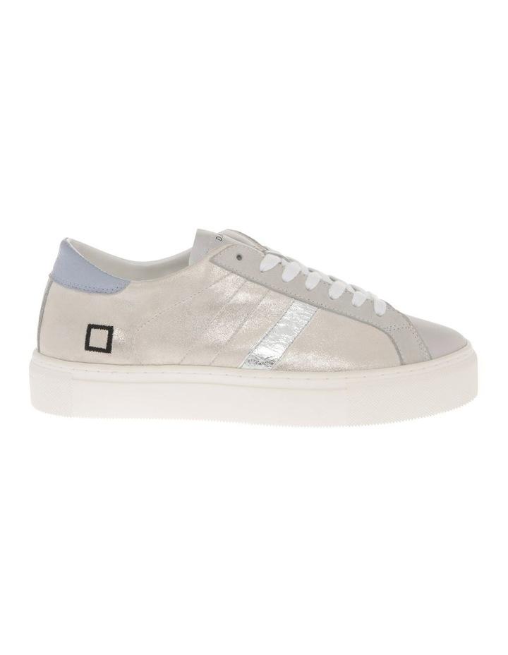 Vertigo Laminated Platinum Sneaker image 1