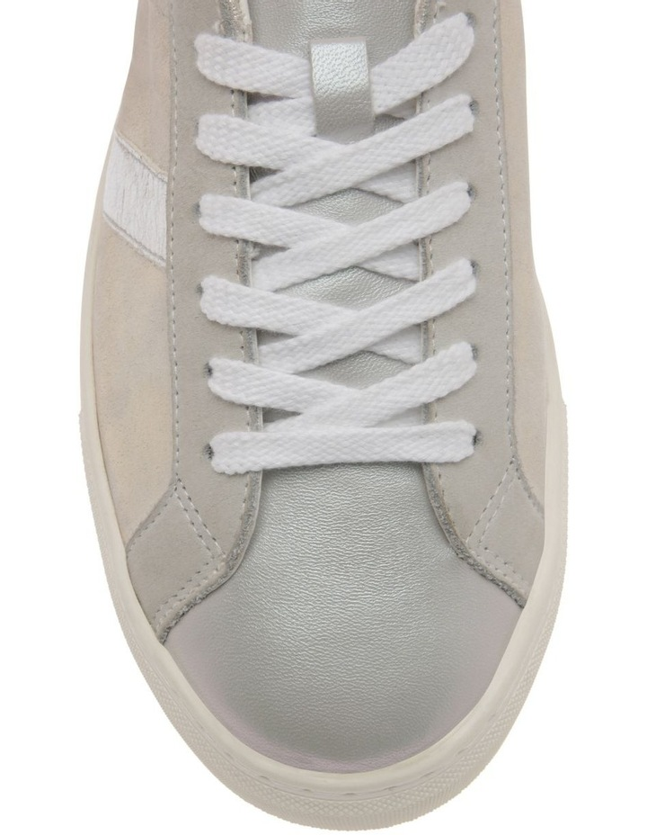 Vertigo Laminated Platinum Sneaker image 2
