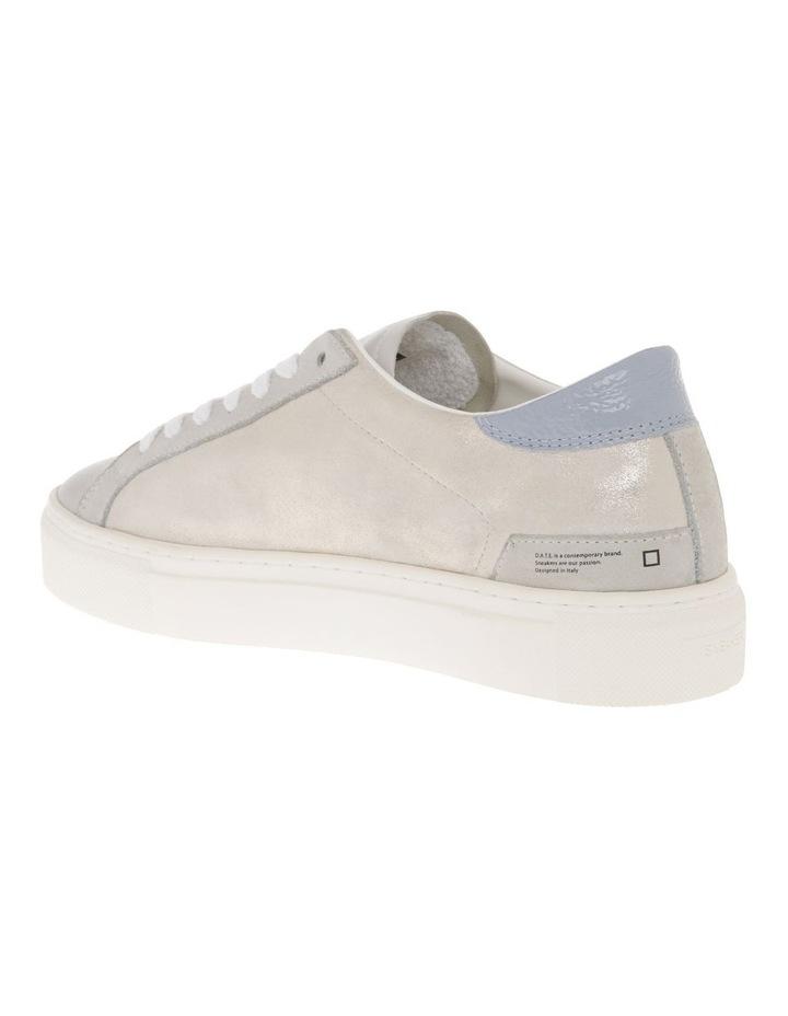 Vertigo Laminated Platinum Sneaker image 3