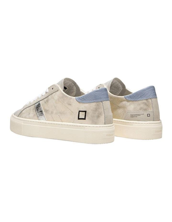 Vertigo Laminated Platinum Sneaker image 4