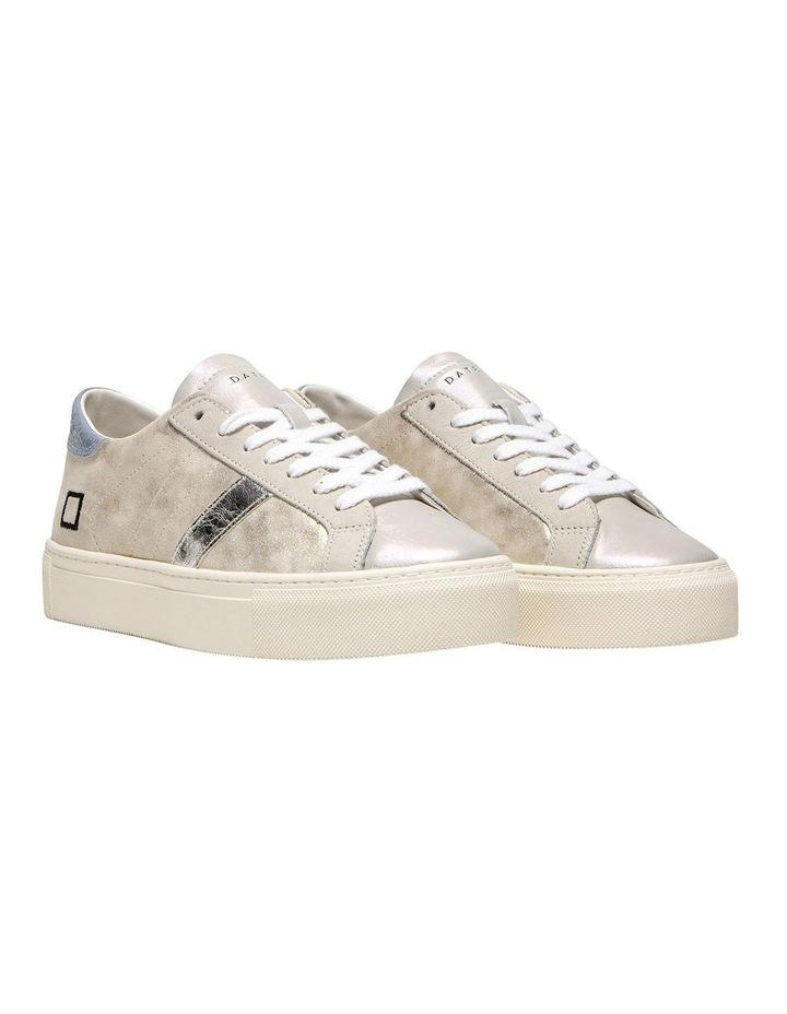 Vertigo Laminated Platinum Sneaker image 5