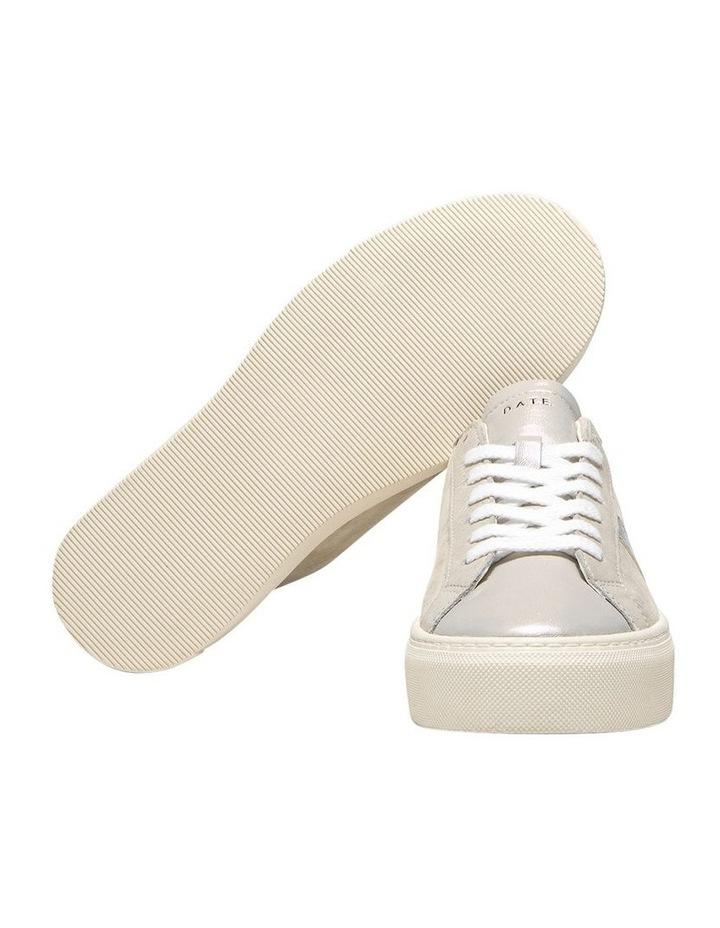 Vertigo Laminated Platinum Sneaker image 6