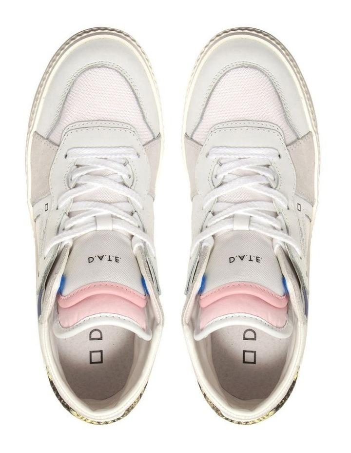 Meet Nebraska Wh-Pink Sneaker image 3