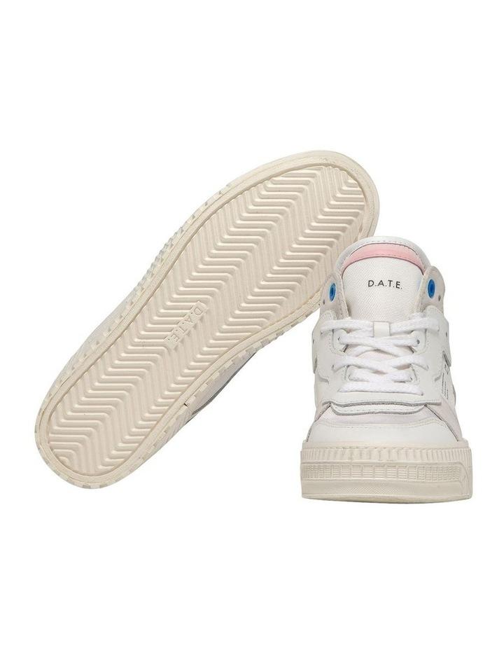 Meet Nebraska Wh-Pink Sneaker image 5