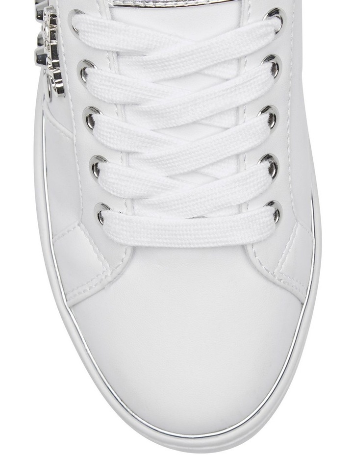 Brandia White Whill Sneaker image 3