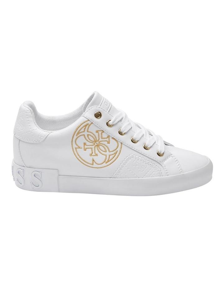 Pica2 White/White Whmll Sneaker image 1