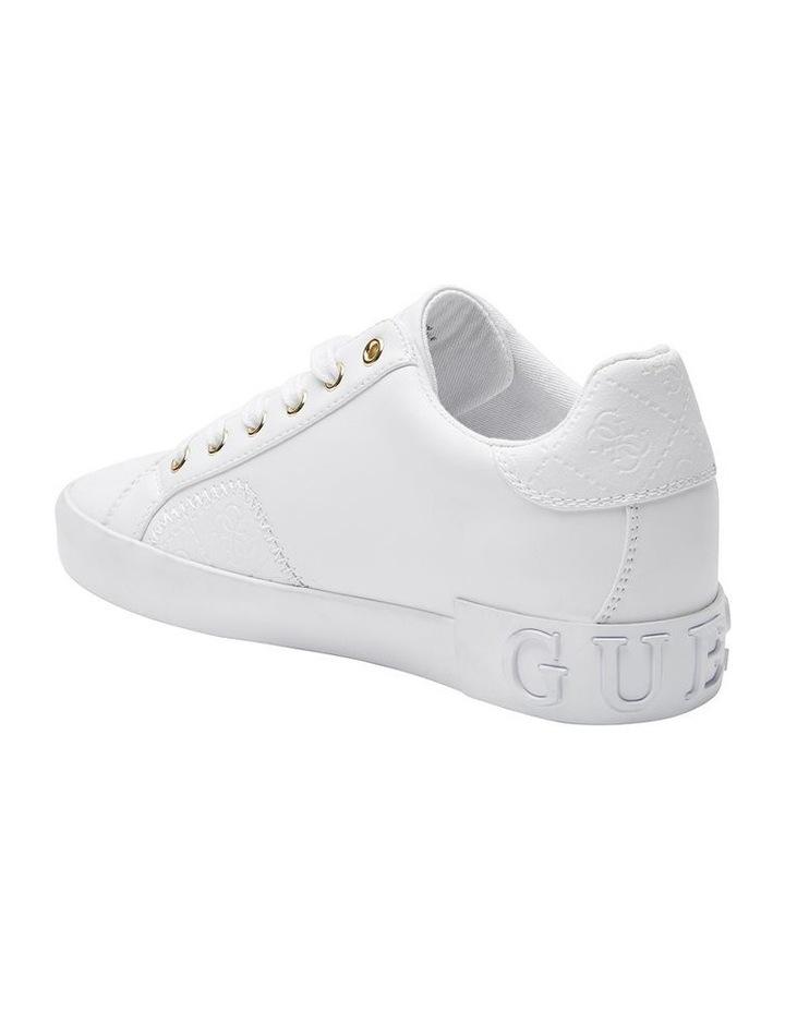 Pica2 White/White Whmll Sneaker image 2