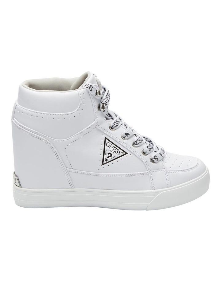 Demetra White Sneaker image 1