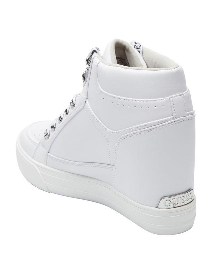 Demetra White Sneaker image 2