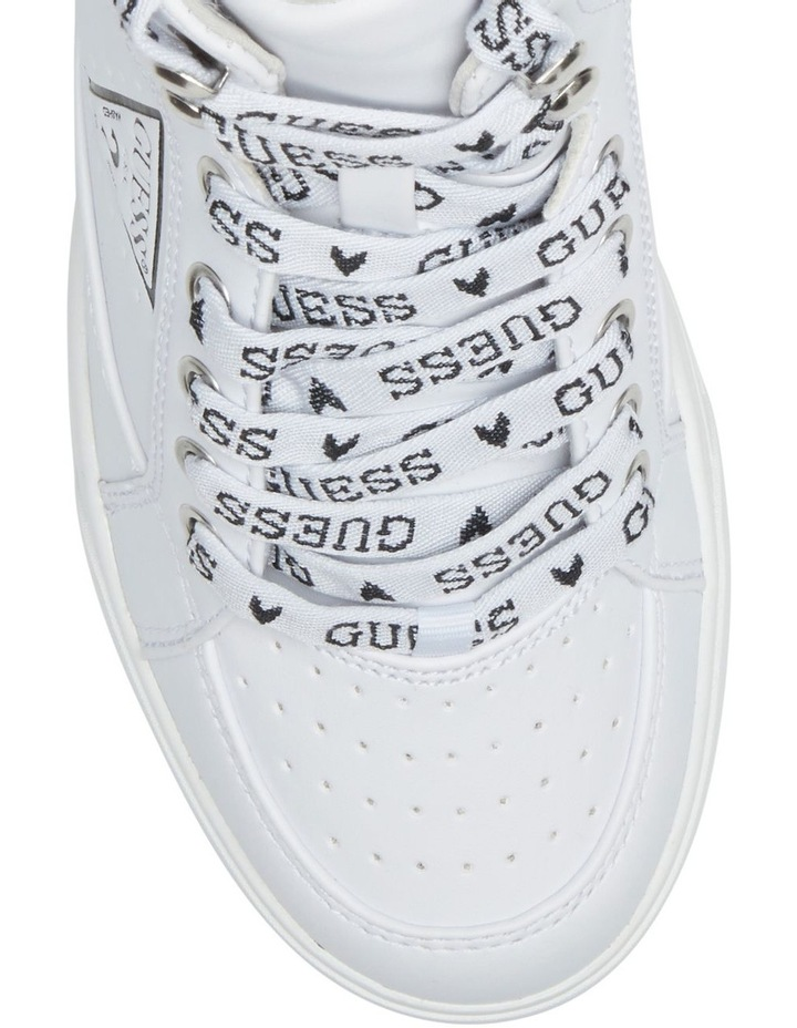 Demetra White Sneaker image 3