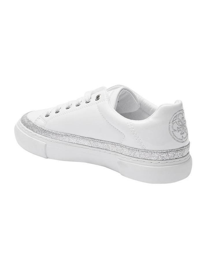 Gorla White/Silver/White Sneaker image 2