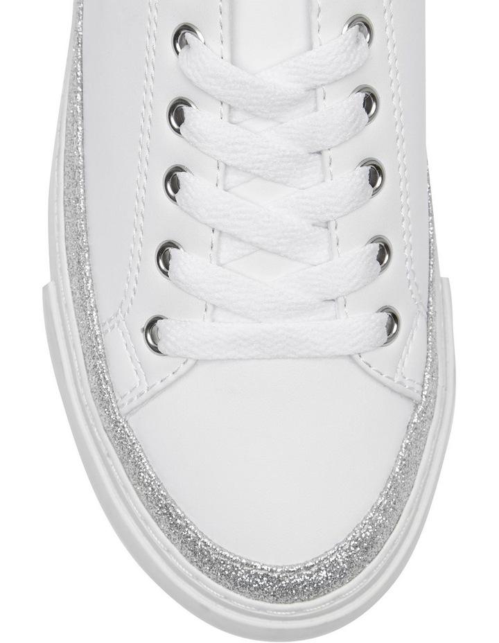 Gorla White/Silver/White Sneaker image 3