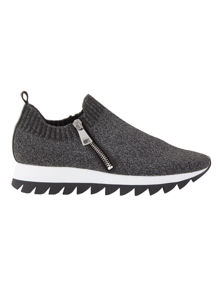 Azza K2018780 Black Reflective Sneaker image 1