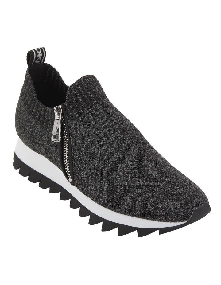 Azza K2018780 Black Reflective Sneaker image 2