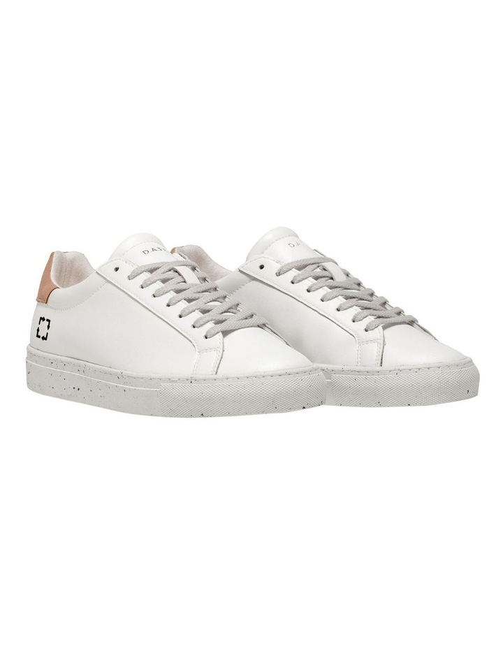 Newman Eco White-Pink Sneaker image 2