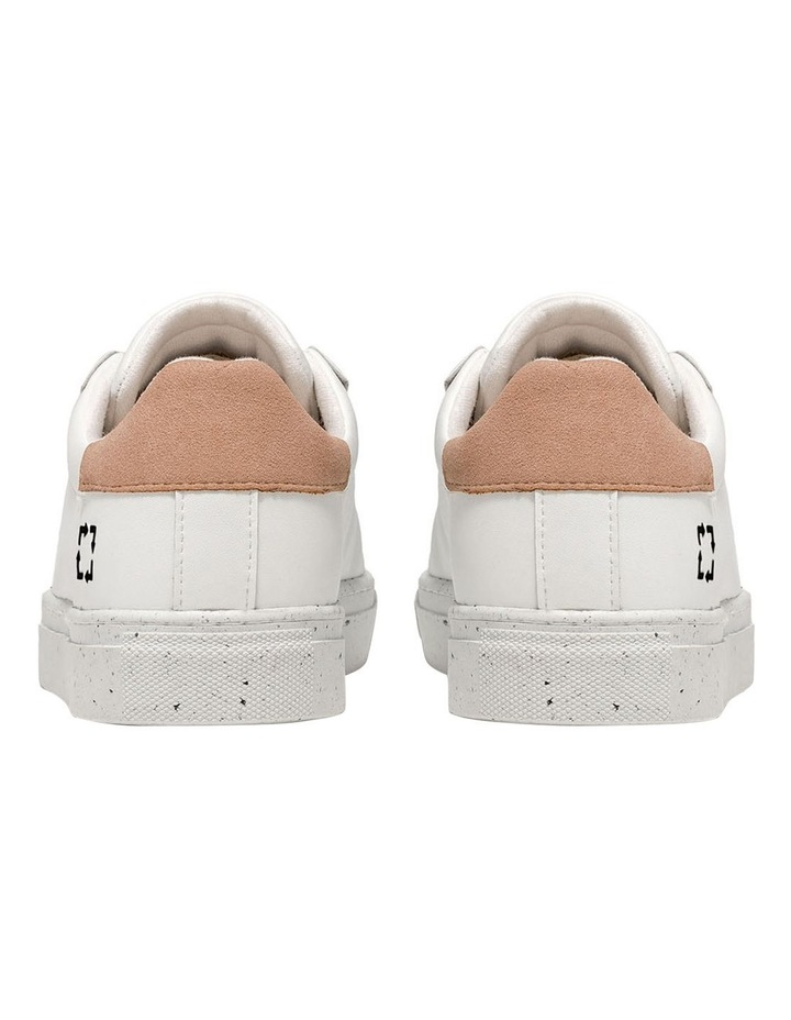 Newman Eco White-Pink Sneaker image 3