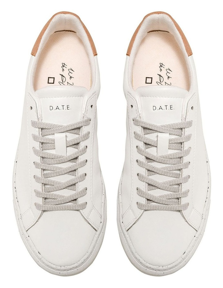 Newman Eco White-Pink Sneaker image 4