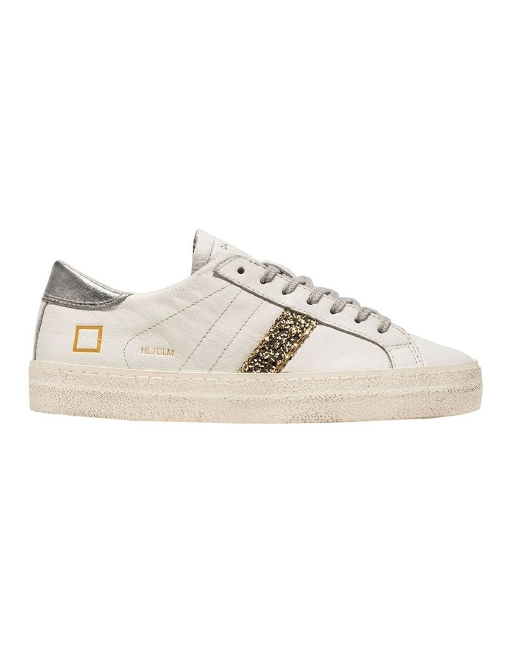 Hill Low Glam White-Silver Sneaker image 1