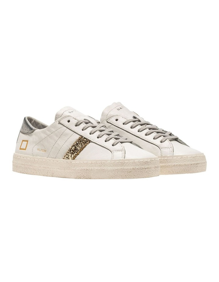 Hill Low Glam White-Silver Sneaker image 2