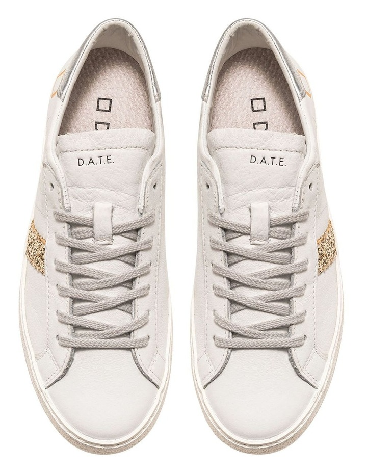 Hill Low Glam White-Silver Sneaker image 3