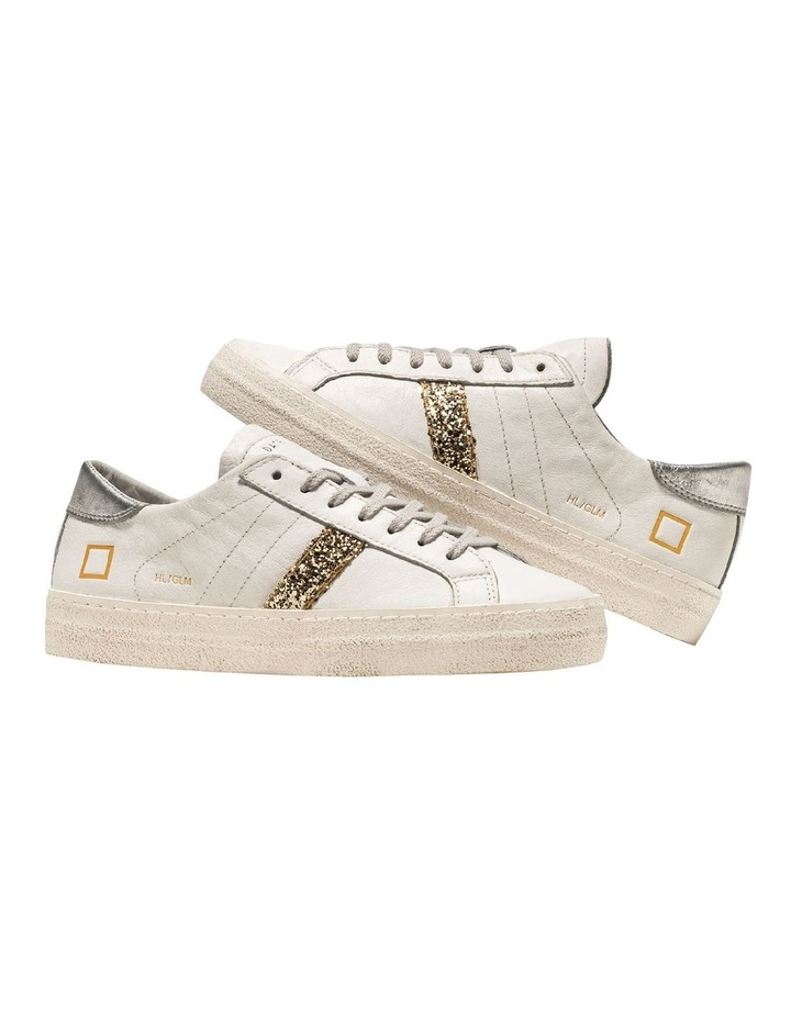 Hill Low Glam White-Silver Sneaker image 4
