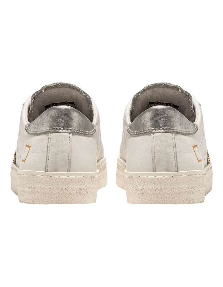 Hill Low Glam White-Silver Sneaker image 5